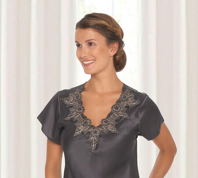 Lady Avenue Silk de Luxe